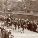Lifeboat Saturday Procession, Corporation Road 1900