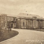 high school for girls cleveland ave 1913