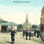 horse market 1917